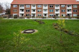 Herlevgårdsvej renovering udenomsarealer