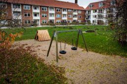 Herlevgårdsvej udenomsarealer renovering