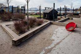 Islandsbrygge udførelse af legeplads
