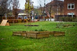 Renovering af udenomsarealer Herlevgårdsvej