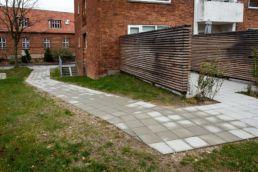 Renovering udenomarealer Herlevgårdsvej