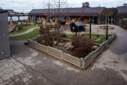 Udførelse legeplads Islandsbrygge